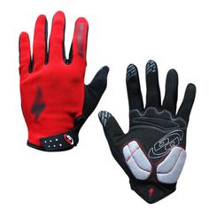Free shipping 2014 new long winter riding gloves road mountain bike full finger Outdoor Sports  cycling  riding racing gloves