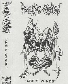 Ade's Winds  Demo  1992 Rotting Christ, Death Metal, Black Metal, Albums, Horror, Posters, Graphic Design, Band, Shirts