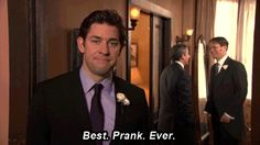 I cried so much. it wasn't pretty. #theoffice
