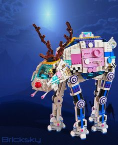 LEGO Christmas AT-AT