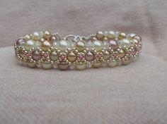 The Sugar N Spice beadwoven bracelet