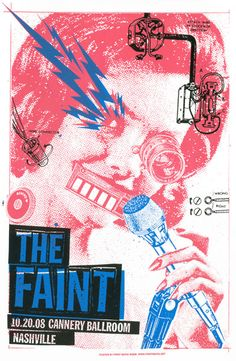Print Mafia - The Faint