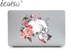 iCasso Fashion pattern Laptop Skin Sticker Decal For Macbook Air Pro Retina 13 15 inch Macbook Sticker case notebook skin
