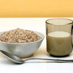 Roasted Buckwheat Breakfast Cereal