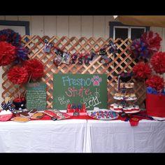 49 Best Fresno State Grad Party Images Grad Parties Graduation