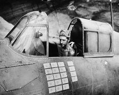 Hellcat, Henderson Fld Guadalcanal 1943