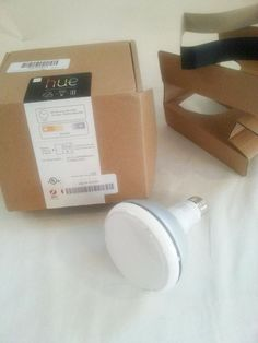 Philips 432690 Hue Personal Wireless Lighting BR30 Single Bulb #Philips