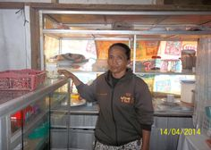 """""""My skill is in cooking food. It has been 20 years since I started and I have gained loyal customers,"""" said Karuni in Indonesia."""