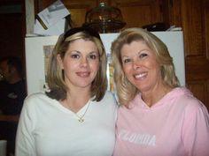 Ella and mom