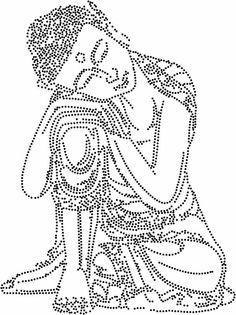Mooie buddha