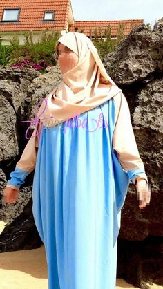 Abaya Hidaya. Review completo de la abaya en mi blog 1001jilbabs.blogspot.com