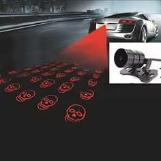 Lovely Feature Usage Fog Light car Fog Lamp Warning Light Make people be attention to the car in the foggy or raining days Effectively prevent the occurrence