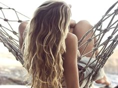 2. Surfer Girl Wavy Hair - 11 Fabulous and Easy Hairstyles That Don't Require Any Heat ...