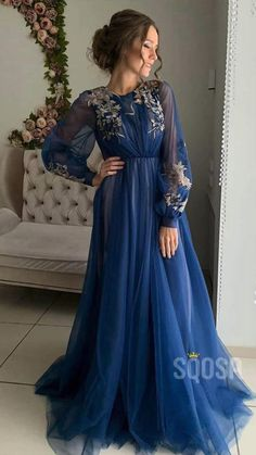 Hijab Dress Party, Hijab Evening Dress, Tulle Prom Dress, Muslim Prom Dress, Sleeved Prom Dress, Tulle Lace, Pink Dress, Dress Black, Prom Dresses Long With Sleeves