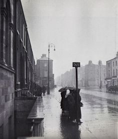 Pearse Street 1950s