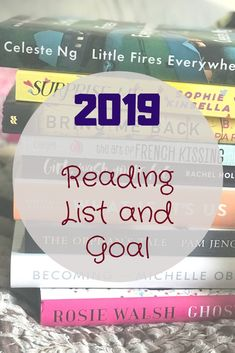 As 2019 begins I am excited to start a new reading goal. Today I am sharing my goal for 2019 as well as some of the books I am so excited to jump into! Just like in 2018 I will be sharing all of the books I read through out the year. Goals Quotes Motivational, Goal Quotes, Summer Books, Summer Reading Lists, Book Club Books, Book Lists, Book Clubs, Great Books To Read, Good Books