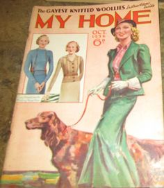 My Home magazine from October 1936