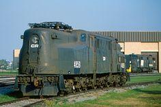 Strasburg Pennsylvania Railroad GG1