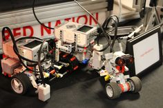 LEGO robot - a great first step for engineers-to-be.
