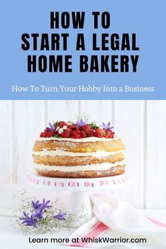 Bakery Business Plan, Baking Business, Cake Business, Cupcake Bakery, Bakery Cakes, Bakery Ideas, Bakery Recipes, Cake Decorating Techniques, Cake Decorating Tips