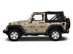 Game Guard is on of the best camo patterns for desert areas! Get yours today at www.CamoMyRide.com