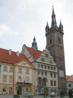 A KLATOVY City Hall/Black Tower