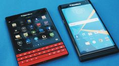 BlackBerry Passport Red & BlackBerry Priv Blackberry Passport, Cool Pins, Smartphone, Apple, Technology, Pictures, Red, Apple Fruit, Tech