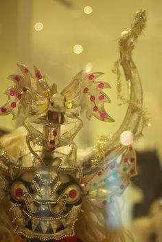 old shaman costume British Museum Andisu shamanism