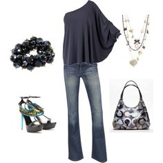 Just Chillin', created by lislyn on Polyvore