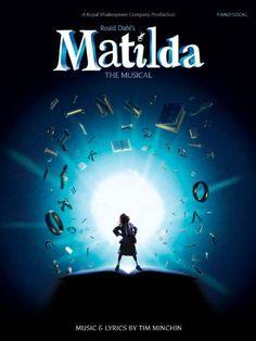 Tim Minchin: Roald Dahl's Matilda - The Musical. Sheet Music for Piano, Vocal & Guitar(with Chord Symbols) null http://www.amazon.co.uk/dp/B00CZV4V1Q/ref=cm_sw_r_pi_dp_289xub0Y7X1T4