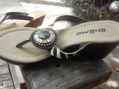 Short Wedge and Flats! ALL ON SALE! 50% off!