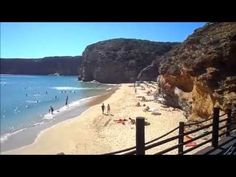 ▶ Praia do Beliche Sagres Algarve - YouTube