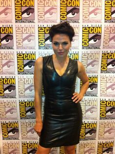 Lana Parrilla – Comic-Con | Once Upon a Time
