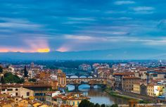 Six most beautiful views of Italy