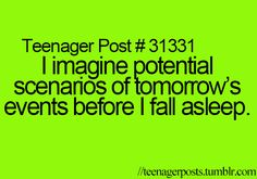 Very True - Especially When I Can't Fall Asleep