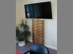 Verkleidung für Kabel und Kleingeräte Led Licht, Flat Screen, Conference Table, Indirect Lighting, Cable, Living Room, Blood Plasma, Flatscreen, Dish Display