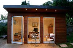 diy shed flat roof