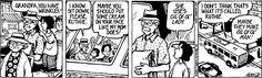 One Big Happy Comic Strip, July 05, 2014 on GoComics.com