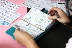 Mantente organizad@ en RIE te damos los mejores tips... Bullet Journal, Meanings Of Names, Stamps, Get Well Soon
