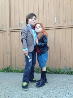 This is awesome... The Doctor  & Amy Pond (Even though I'm kind of over Amy Pond.)