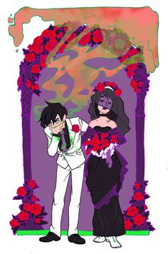 """""""who's mom did the flowers why arent you guys freaking out By casepsart on Tumblr"""