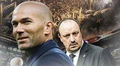 Benitez and Zidane