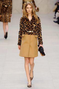 Burberry Prorsum Fall 2013 RTW Collection - Fashion on TheCut