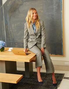 Goop's First Fashion Line Will Help You Be the Chicest Person at the Office via @WhoWhatWear