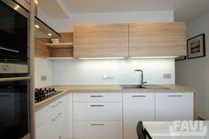 Moderní kuchyně inspirace - Kuchyně do panelového domu | Favi.cz