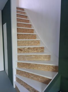 Small House Interior Design, Home Room Design, New Cabinet Doors, Hidden Rooms, Interior Stairs, House Stairs, Diy Home Improvement, House Rooms, Stairways