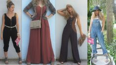How to Wear Jumpsuits-The Mamanista