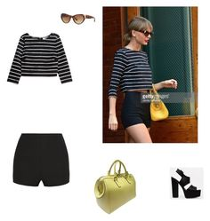"""""""Taylor Swift"""" by parislight ❤ liked on Polyvore featuring Elizabeth and James, ASOS, Serapian and Ralph Lauren"""