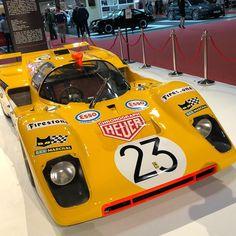 Ferrari 512 M « Ecurie Francorchamps Ferrari Racing, Ferrari F40, Sport Cars, Motor Sport, Automobile, Old Race Cars, Courses, Le Mans, Grand Prix