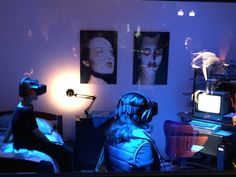 THE SUNDANCE INSTITUTE—THE organization responsible for the annual film festival that has given rise to the likes of Quentin Tarantino and Ava DuVernay—is looking to nurture a whole new kind of talent: virtual reality filmmakers. Augmented Reality, Virtual Reality, School Reviews, Residency Programs, Film School, Cool Business Cards, Visual Effects, Tech News, Installation Art